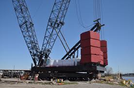 link belt ls 718 360 ton cap crane crane for in houma louisiana on
