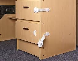 Baby Cabinet Door Locks Child Safety Cupboard Door Locks Child Baby Pet Proof Door