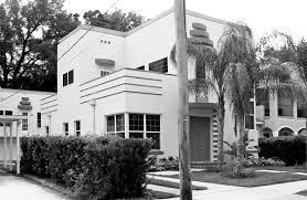 Art Deco House Designs Fresh Design 4 Art Deco Style House Plans Streamline Moderne