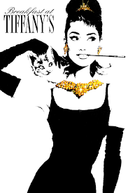 vintage cocktail party clipart audrey hepburn in breakfast at tiffany u0027s fantastic movie