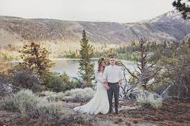 mountain wedding rustic bohemian mountain wedding chelsea chris green wedding