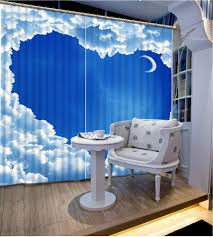 Blue Window Curtains by High Quality Window Curtains Blue Promotion Shop For High Quality