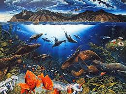 sirens of the sea 2004 by robert wyland