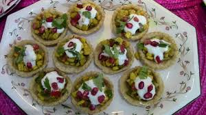 and easy vegetarian canape