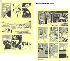 the perversion of the graphic novel and its refinement the