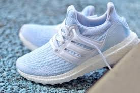 light blue adidas ultra boost adidas parley return with an ice blue ultra boost 3 0