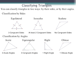 equilateral triangles worksheet images