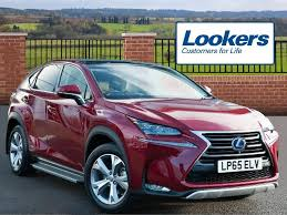 gumtree lexus cars glasgow lexus nx 300h 2 5 premier 5dr cvt pan roof red 2015 12 23 in