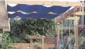 Homemade Deck Awning Deck Canopy Outdoor Wood Plans Immediate Download
