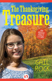 the thanksgiving treasure by gail rock