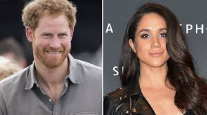 harry and meghan markle prince harry and girlfriend meghan markle photographed together in