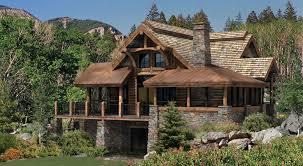 One Story Log Cabins Log Cabin Homes Designs Captivating Decoration Log Cabin Homes