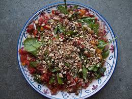 recette de cuisine turc salade anatolienne pleine de fraîcheur et saveurs recette turque