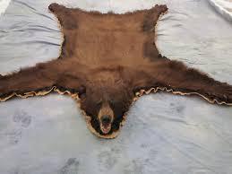 Cheap Sheepskin Rugs Decor Fake Bear Rug Bearskin Rug Fuzzy Rug Walmart