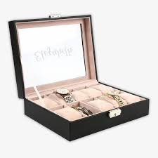personalized photo jewelry box personalized women s jewelry box monogram online