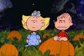an ode to it u0027s the great pumpkin charlie brown the cartoon where