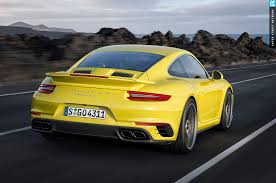 2017 black porsche 911 turbo 2017 porsche 911 turbo defies physics but not dreams