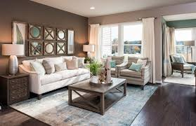 model home interiors pulte partners with rachael for model home styles at