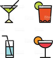 martini glasses clipart empty martini glass clip art vector images u0026 illustrations istock