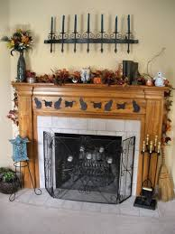 fireplace fireplace decorations decorate a fireplace mantel