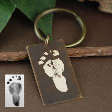 Baby Keychains Key Chains Engraved Keychains Lovable Keepsake Gifts