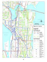 Seattle Light Rail Map Future by Creating A Great Bike Network Map U2013 Alta Planning Design