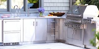 Outdoor Kitchen Cabinets Home Depot Cabinets For Outdoor Kitchen Pathartl