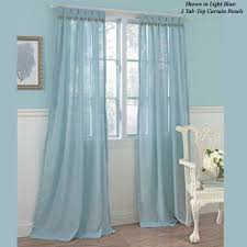 decorations target sheer curtains target curtains blue