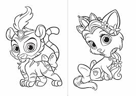 palace pet free printable coloring book oh my activities for kids