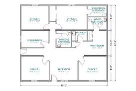 small 2 story floor plans 4 storey commercial building design 2 story office plans small