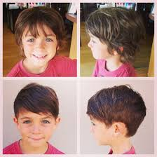 boys long on top haircut cute boy s haircut with long on top wonder if it would work with