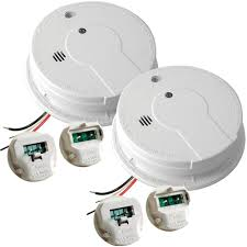 flashing green light on kidde smoke detector kidde hardwired 120 volt photoelectric smoke alarm battery back up