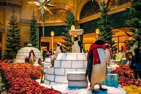 Christmas Decorations In Las Vegas December Weather Averages For Las Vegas Usa