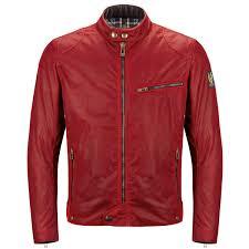racing biker jacket belstaff ariel wax jacket racing red bike exif equipment
