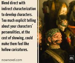 Characterization Direct Vs Indirect Characterization Examples And Tips Now Novel
