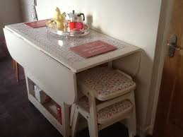 Drop Leaf Table With Storage Best White Drop Leaf Table Drop Leaf Storage Table Do It Yourself