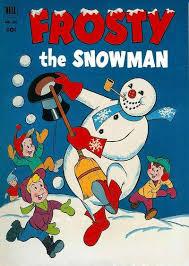 frosty snowman comic books sale buy frosty