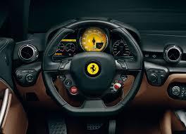 ferrari steering wheel 2014 ferrari f12berlinetta interior photo steering wheel size