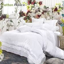 French Bed Linen Online - compare prices on satin cotton bed sets with quilt online