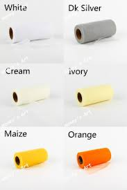 tulle roll spool picture more detailed picture about pick color
