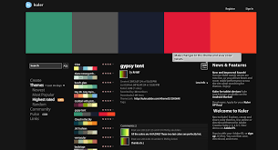 color themes for android using adobe kuler for powerpoint color themes presentation matters