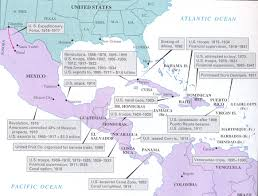 Latin America Map by Term Paper On Exporting Contact A Department For International