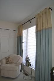 Custom Curtain Sizes Bay Window Curtain Ideas Bedroom Contemporary With Custom Drapery