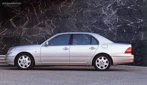 lexus sedan 2000 lexus ls specs 2000 2001 2002 2003 autoevolution