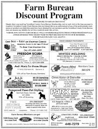 bureau discount vermilion county farm bureau membership benefits