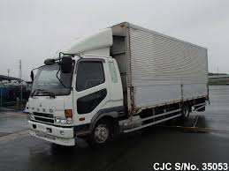 2001 mitsubishi fuso fighter truck for sale stock no 35053