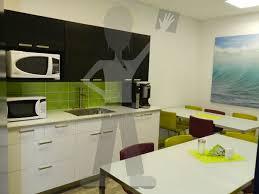 le cuisine moderne decoration cuisine vert pistache idées de design maison et idées