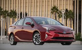 toyota prius brake recall toyota prius hybrids recalled faulty parking brake