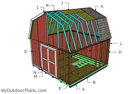 Barn Roof Plans