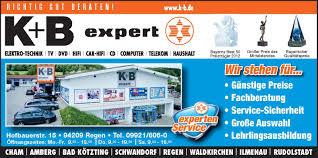 K Henstudio K B Expert Fachmarkt Regen Landkreis Regen